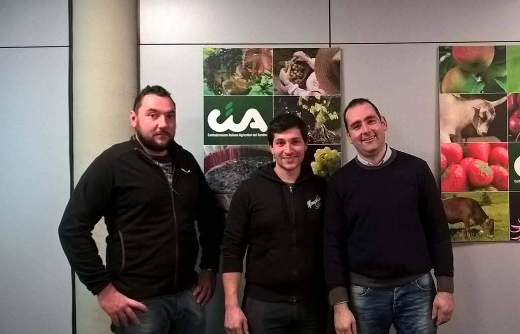 Elezioni Giovani Imprenditori Agricoli di CIA Trentino