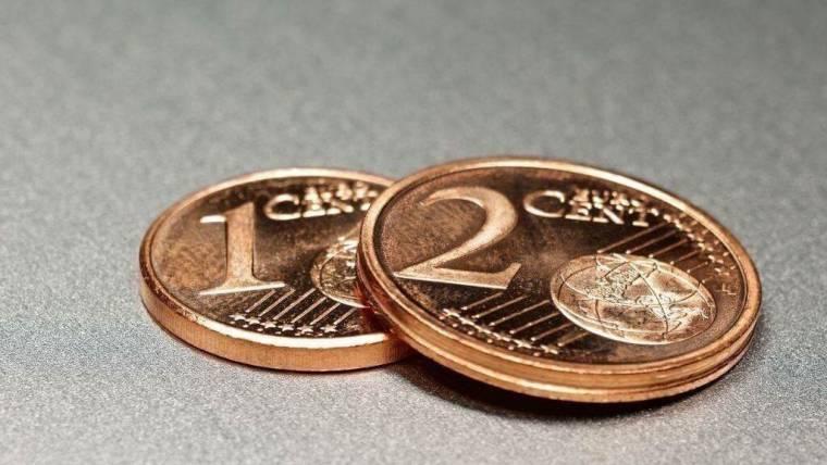 Addio monete da 1 e 2 centesimi