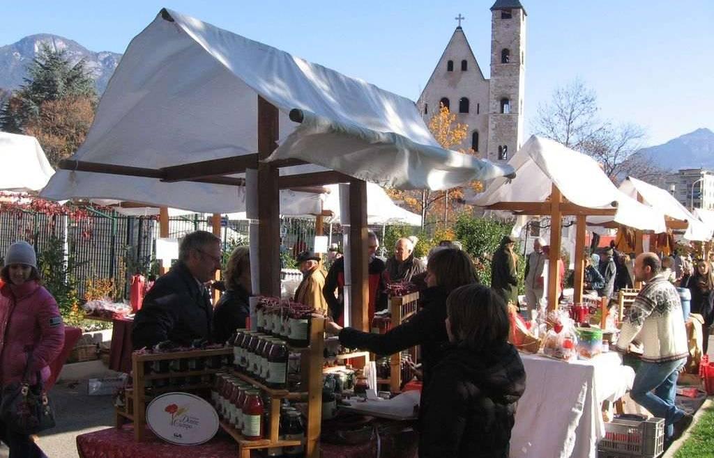 Selezione del soggetto gestore dei mercati contadini di piazza Dante e San Giuseppe