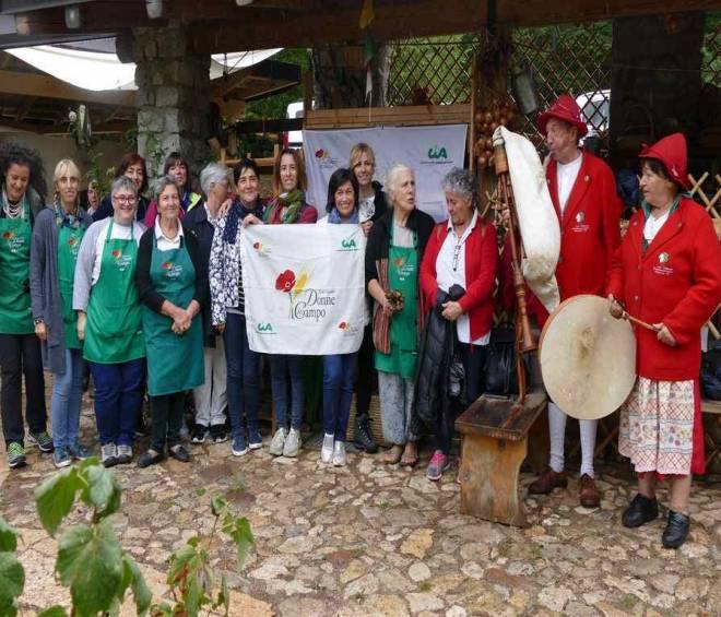 Il Trentino visto dalle Donne in Campo Abruzzo