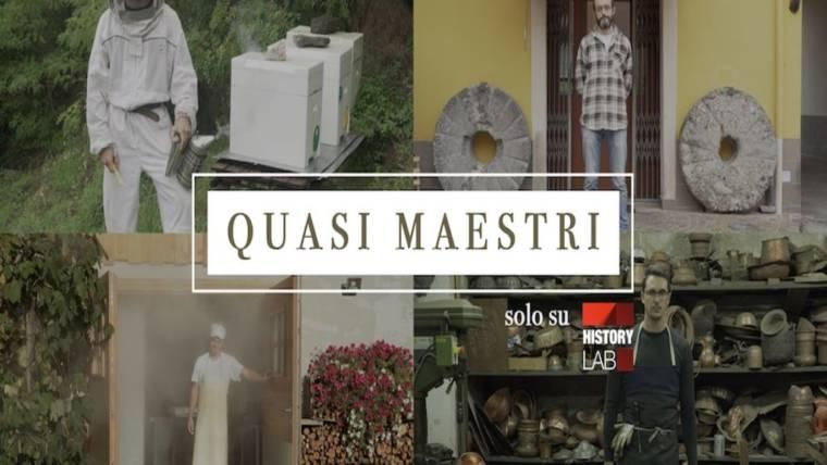 """CIA Trentino tra i partner del documentario """"Quasi Maestri 3"""""""