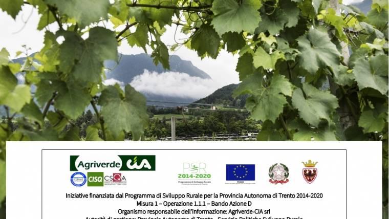 Patentino fitosanitari – corsi per il Rinnovo   iscrizioni entro 26/06