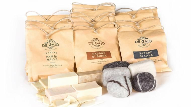 Design e packaging per i prodotti rurali