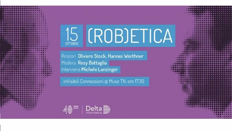 Incontro (ROB)ETICA – 15 ottobre