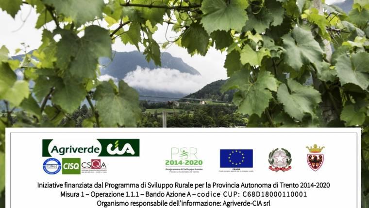Patentino fitosanitari – corso per il Primo Rilascio | iscrizioni entro 20/10