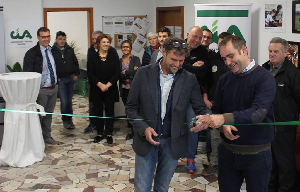 Inaugurazione nuova sede Tione
