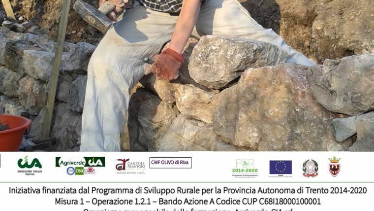 corso Muretti a secco RIVA DEL GARDA | iscrizioni entro 18/12
