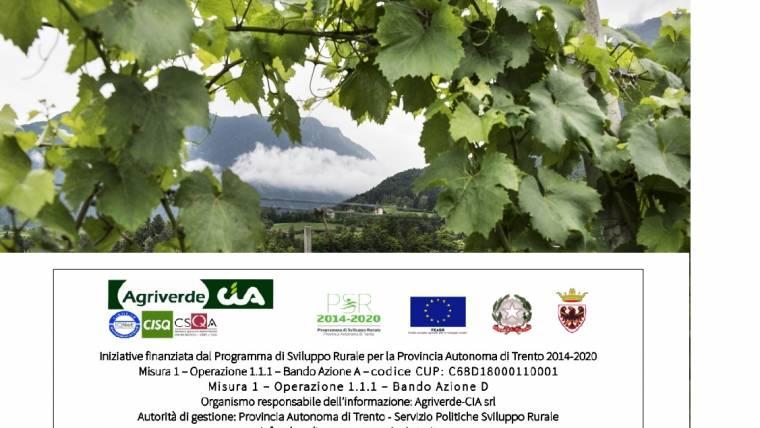 Patentino fitosanitari – corsi rinnovo abilitazione