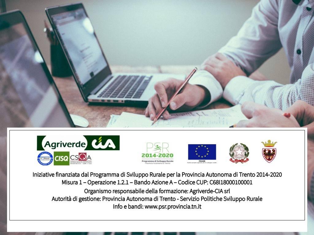 GDPR per aziende agricole, incontri gratuiti