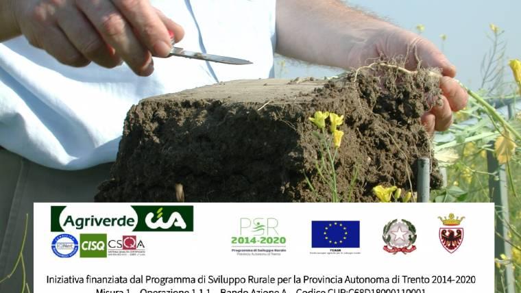 """Workshop """"Fertilità del terreno – Calliano"""""""