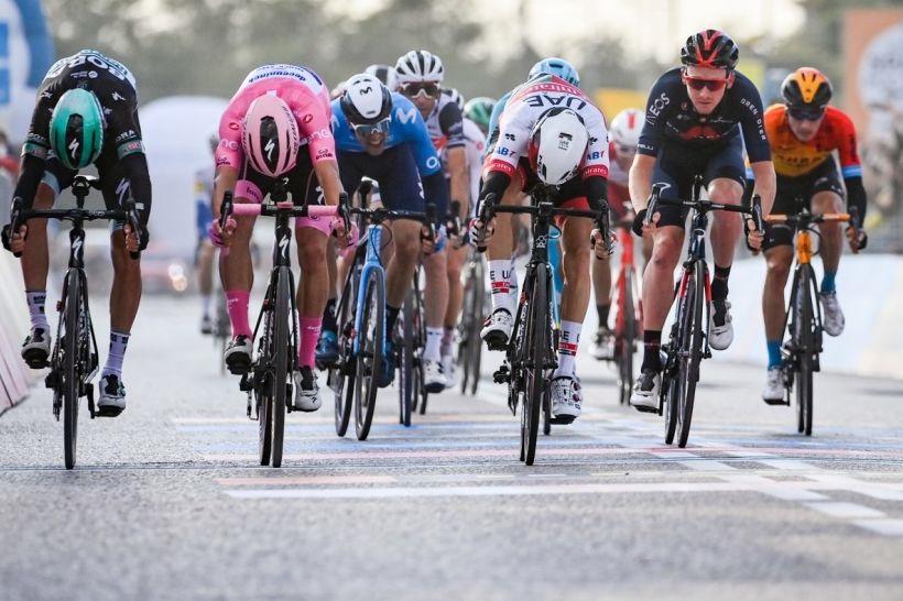 Chiusura strade per la tappa trentina del Giro