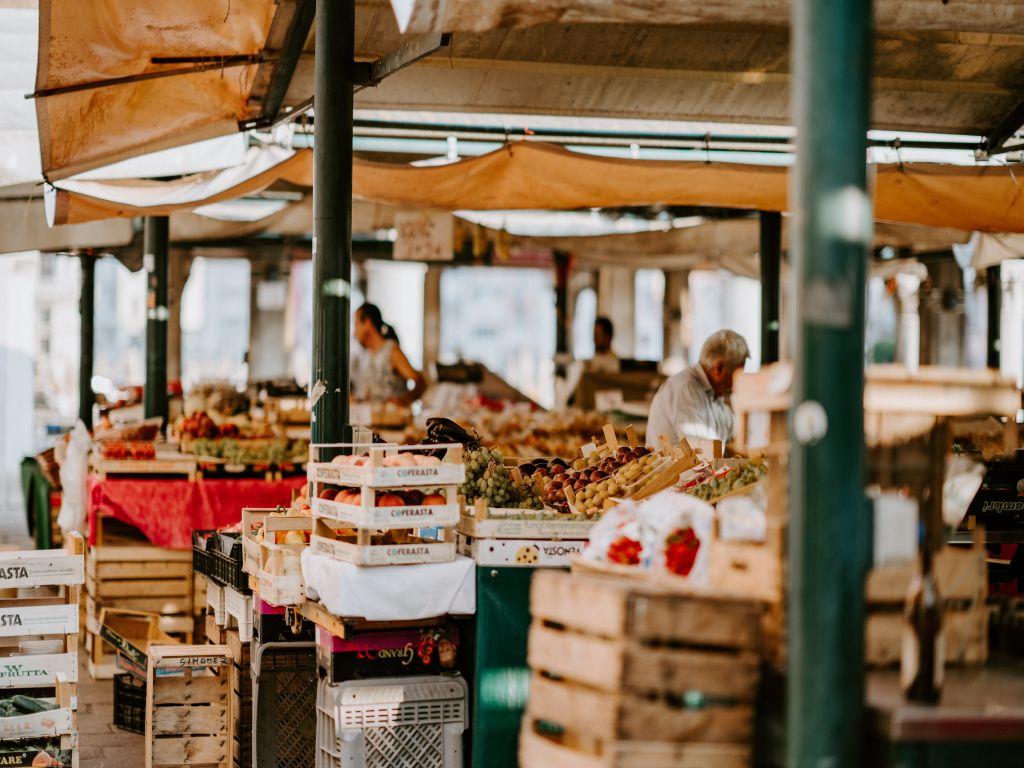 Mercato contadino Cavalese