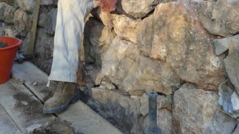 Contributo per interventi di recupero e ripristino di murature dei sistemi agricoli terrazzati tradizionali